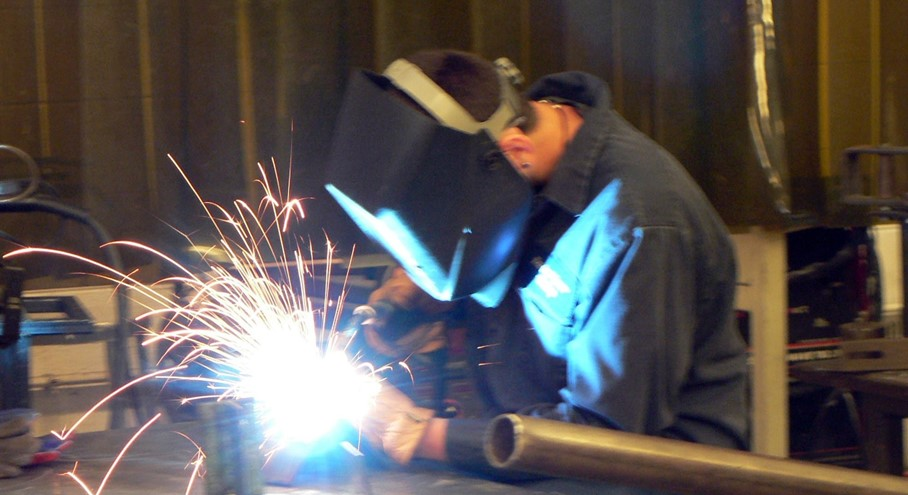 Welding Class to Begin January 17th