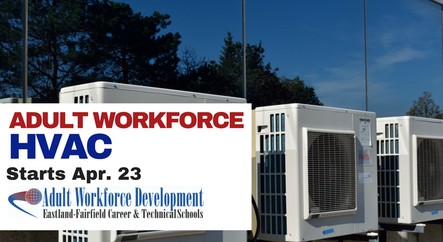 Adult Workforce HVAC Class