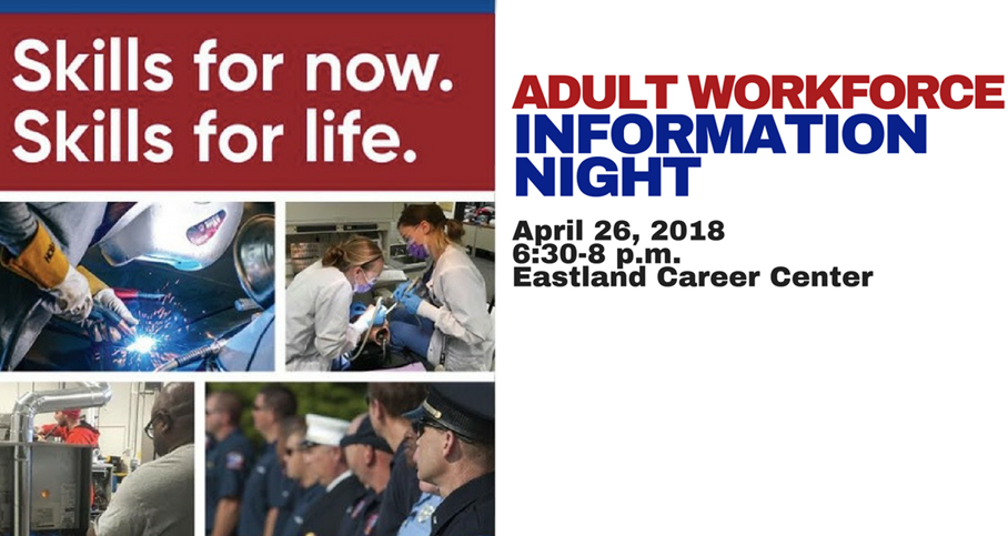 Adult Workforce Info Night